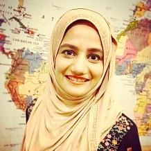 Farzana Yaqoob: Food for Thought & Stability